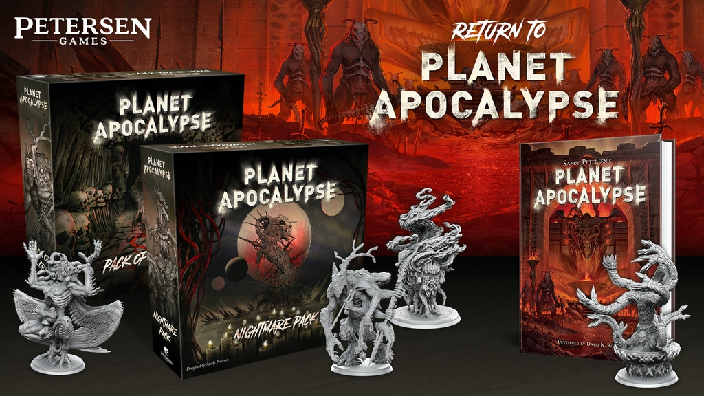Return to Planet Apocalypse project video thumbnail