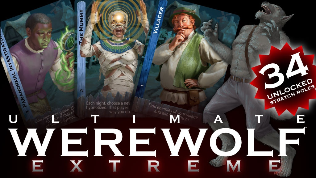 Ultimate Werewolf Extreme project video thumbnail