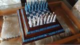 Aztec Artesanal Chess Set (Deluxe) thumbnail