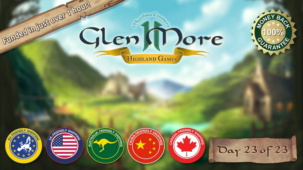Glen More II: Highland Games project video thumbnail