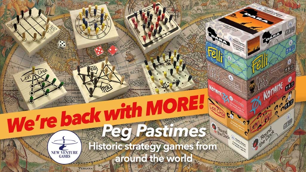6 more historic international strategy board games project video thumbnail