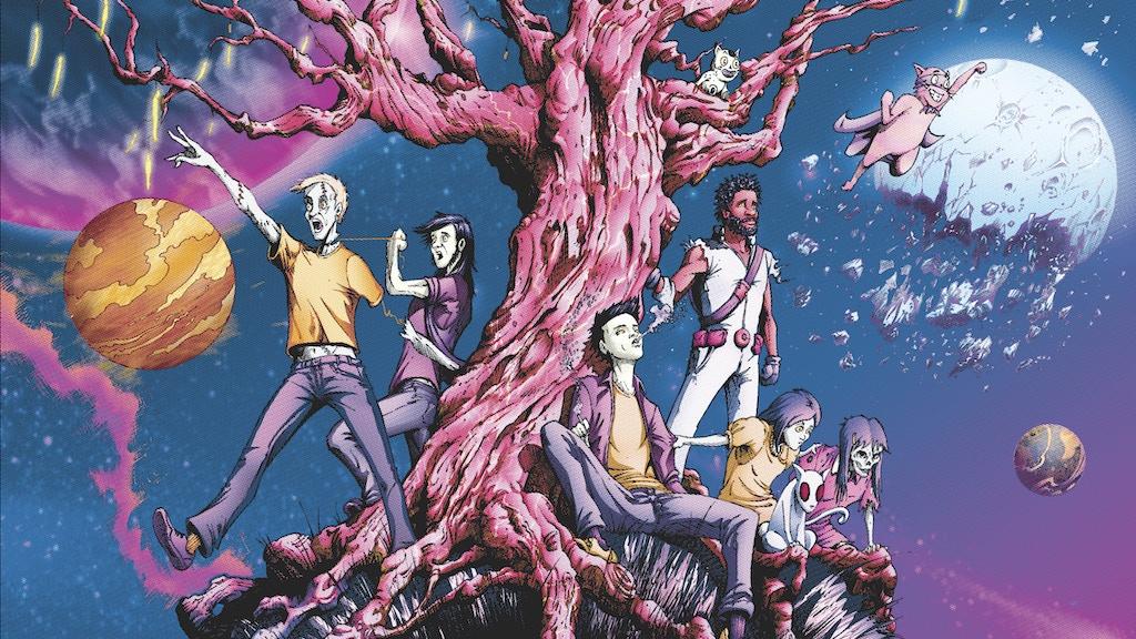 Village Comics Exclusive Poster & Book Bundle project video thumbnail