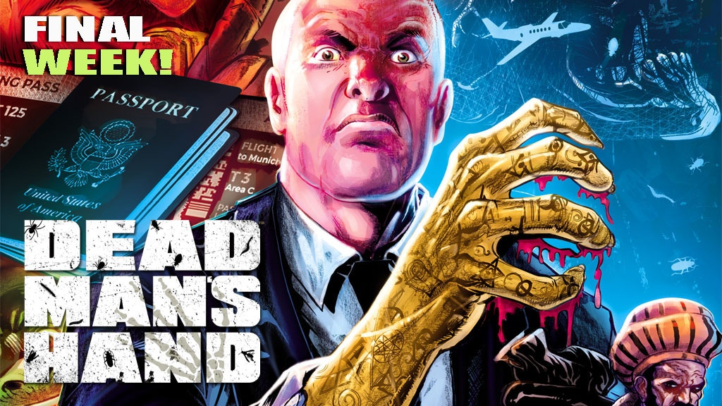 Dead Man's Hand #1 project video thumbnail