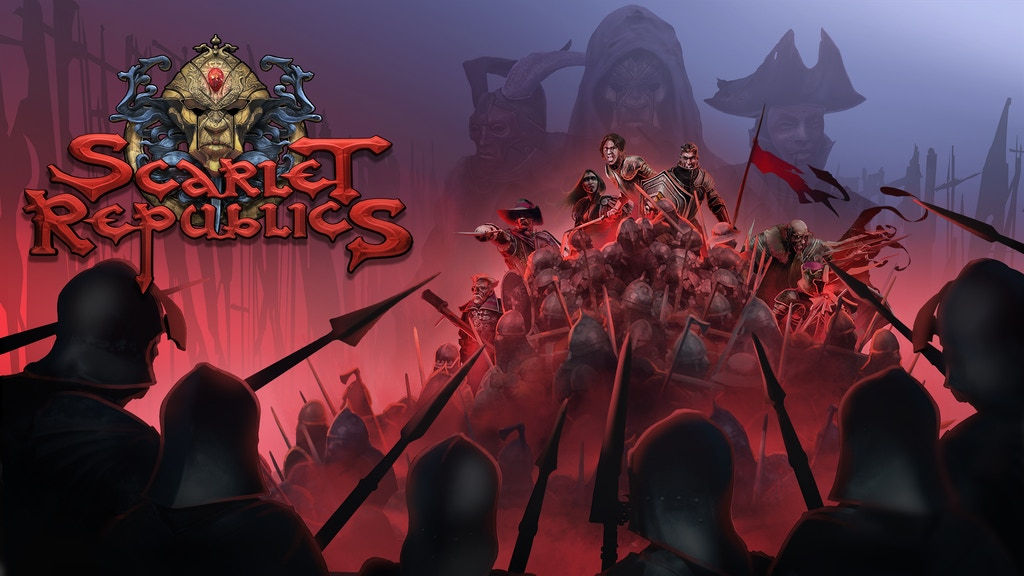 Scarlet Republics - a Renaissance inspired tactical RPG project video thumbnail