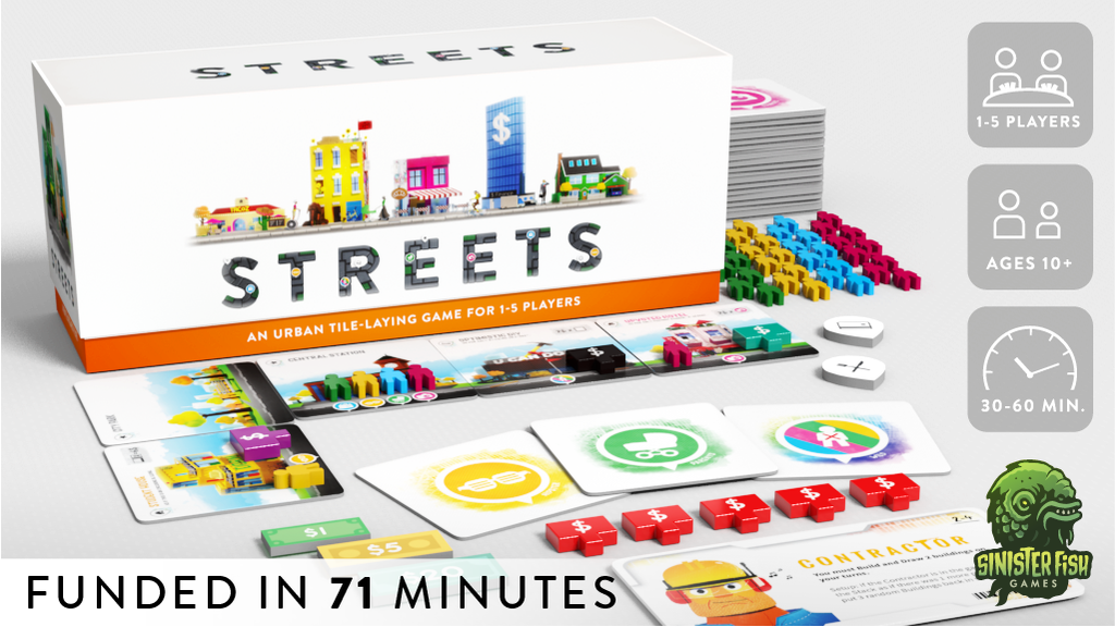 Streets project video thumbnail