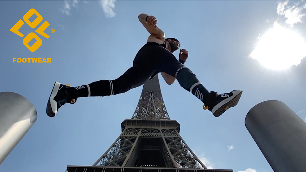 OLLO Footwear - High Performance Sneakers project video thumbnail
