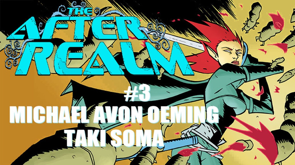 The After Realm Quarterly #3 project video thumbnail