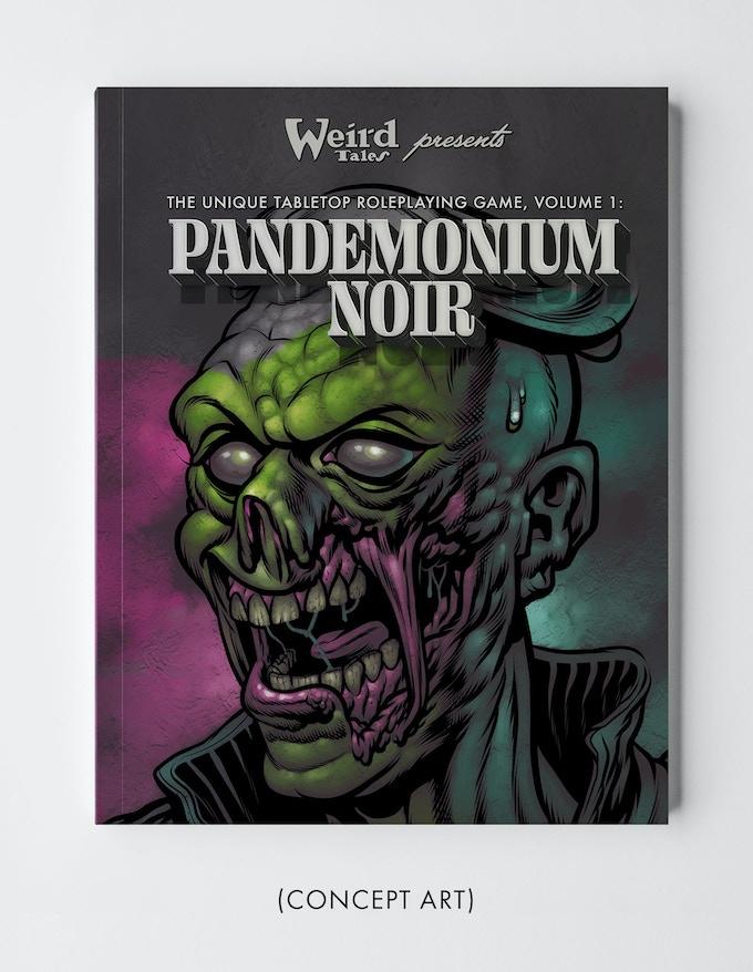 Pandemonium Noir