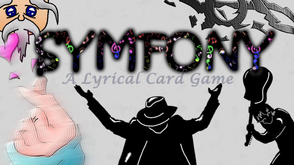 Project image for Symfony : The Lyrical Card Game (Canceled)