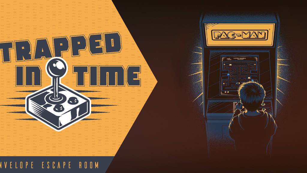 Project image for Trapped in Time - Monthly Envelope Escape Room