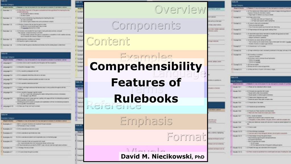 Write Comprehensible Rulebooks project video thumbnail
