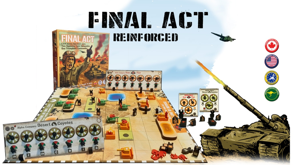 Final Act II - Reinforced project video thumbnail