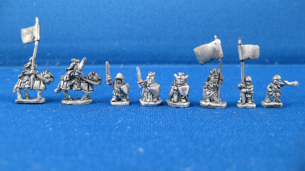 Project image for 6mm Fantasy Crusader Kingdom