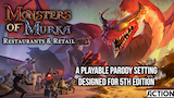 Monsters of Murka: Restaurants and Retail thumbnail