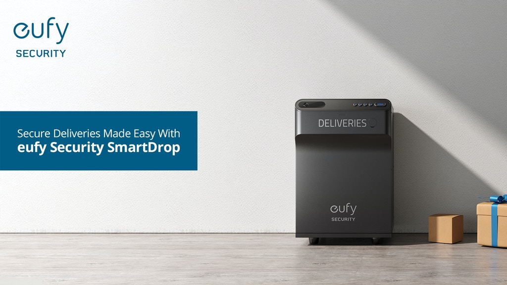 Secure Deliveries Made Easy with SmartDrop project video thumbnail