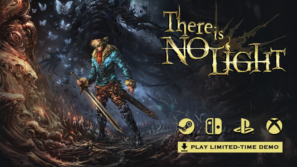 There Is No Light – Action RPG in a grim underground world project video thumbnail