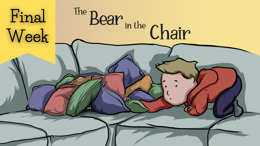 The Bear in the Chair project video thumbnail