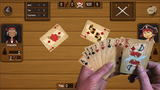 Cutthroat Pirates Playing Cards and the 7Shuffles Software thumbnail