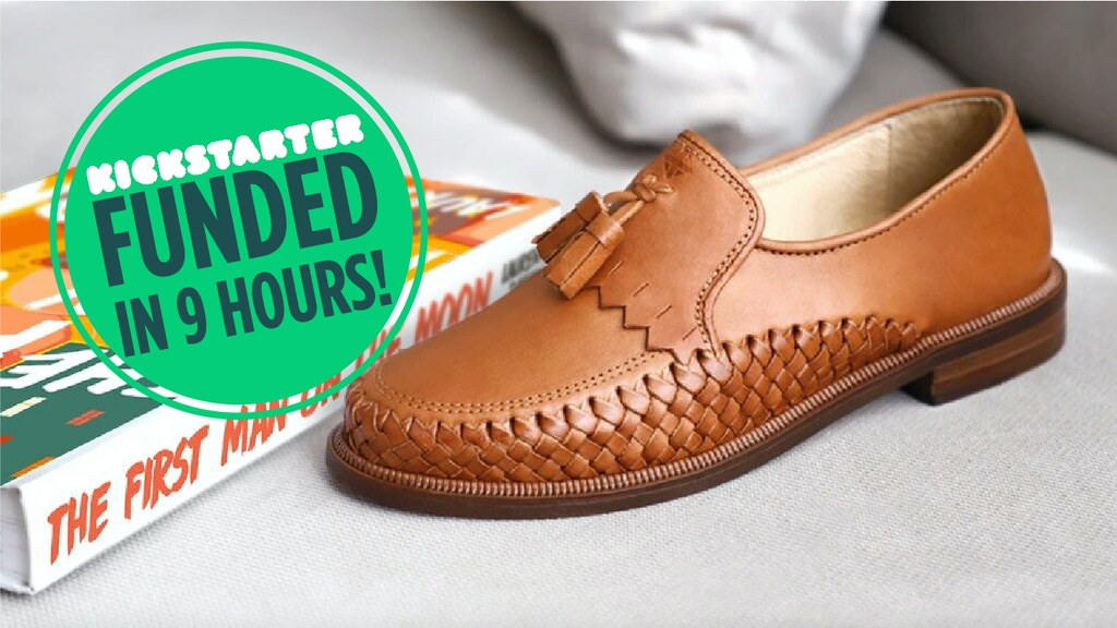 Acapulco Royale the modern view of Mexican handcrafted shoes project video thumbnail