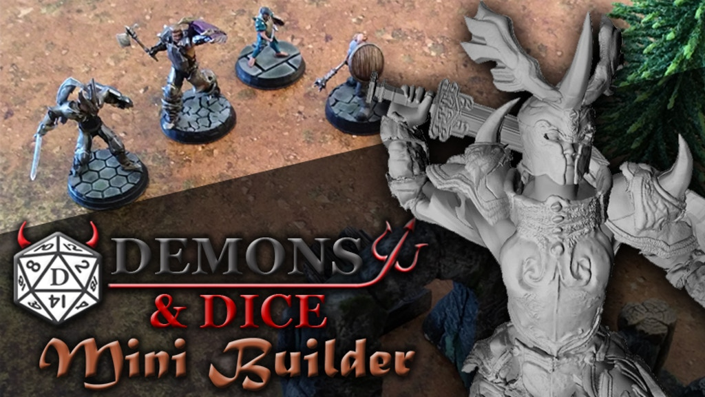 Project image for Demons And Dice: Mini Builder