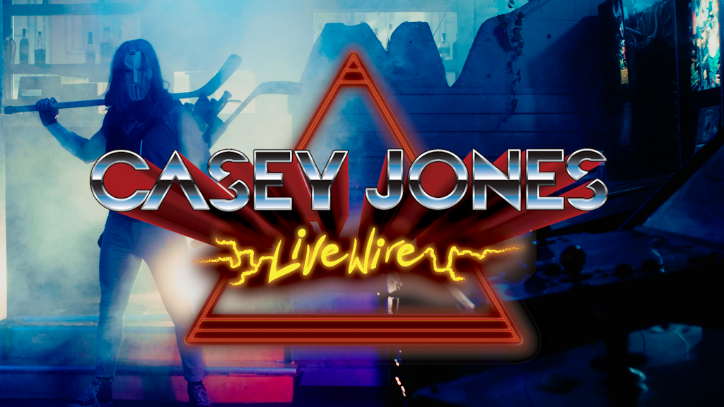 Casey Jones: Live Wire project video thumbnail