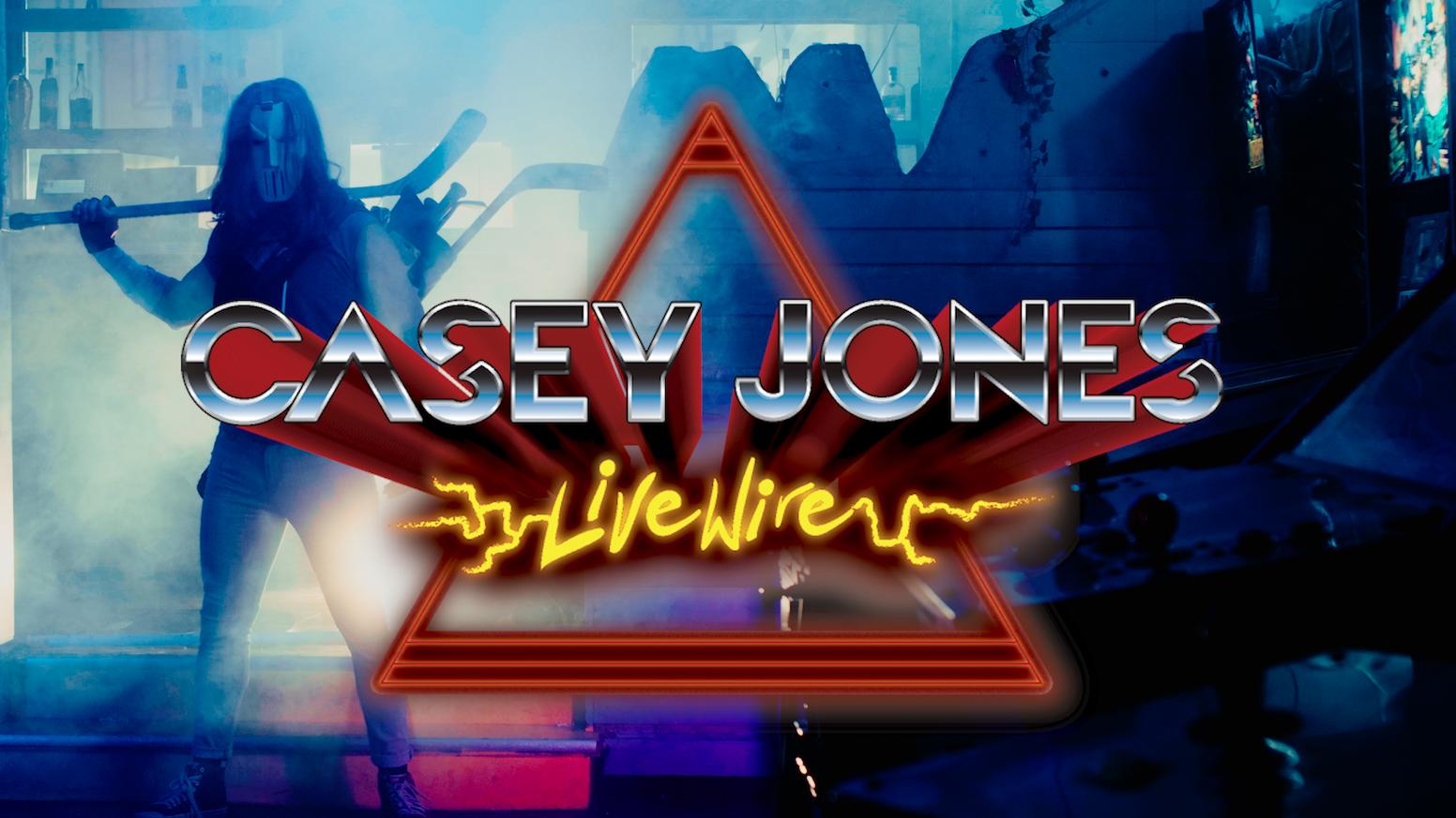 A radical short fan film starring everyone's favorite hockey-masked vigilante, Casey Jones!
