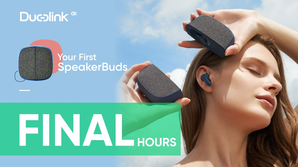 Duolink SpeakerBuds - Play music in more ways project video thumbnail