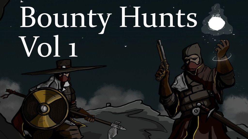 Project image for Bounty Hunts Vol 1: Contracts for 5E