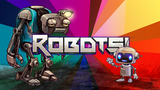 ROBOTS! A casual strategy card game for 2-5 players thumbnail