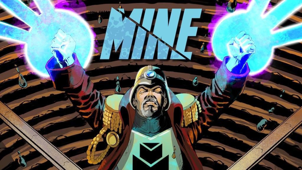 MINE project video thumbnail