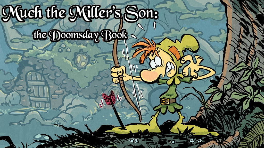 Much the Miller's Son: The Doomsday Book project video thumbnail