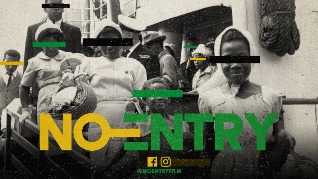 No Entry project video thumbnail