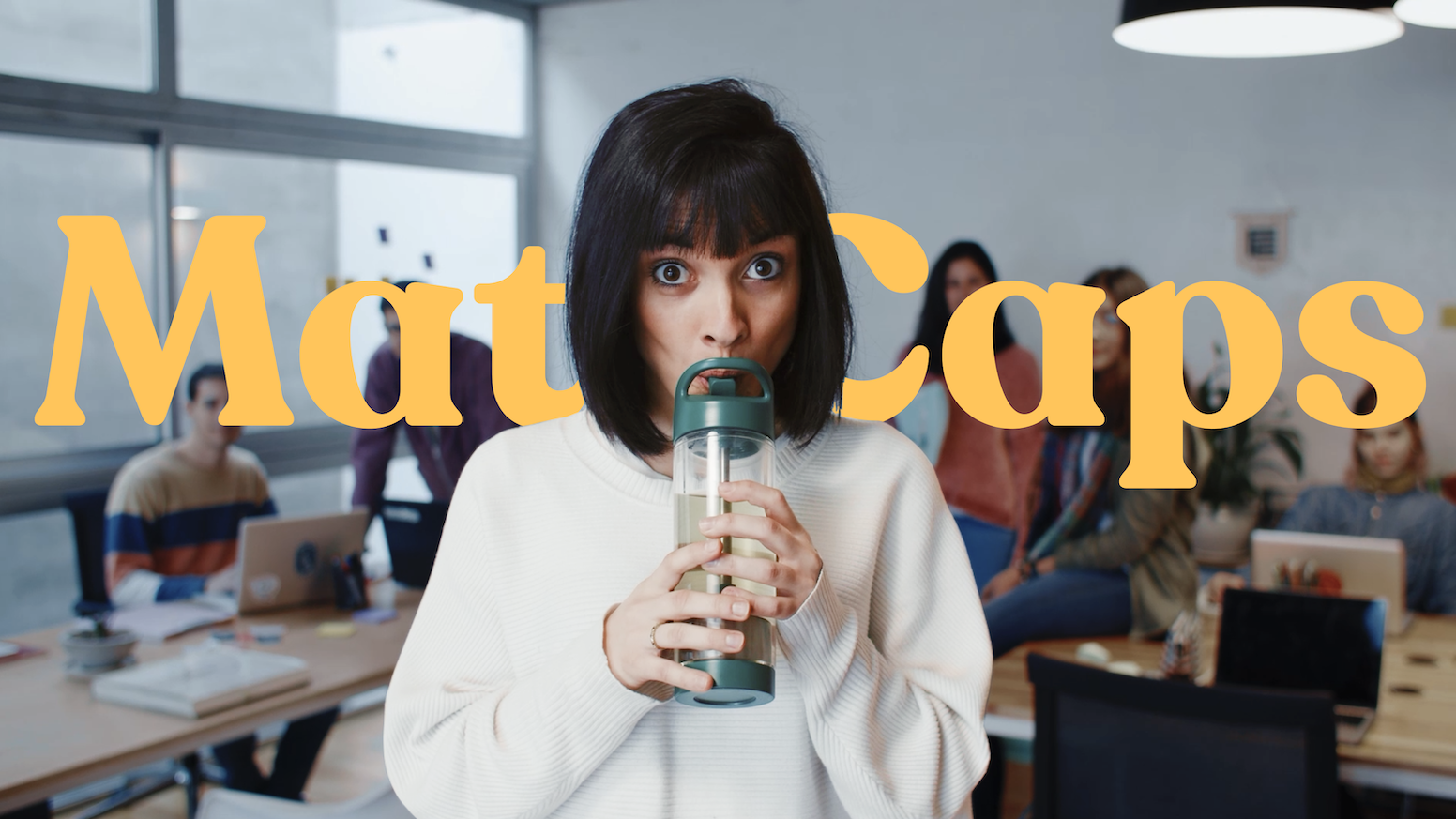 MateCaps created naked yerba mate Caps to enjoy in a multi-use reusable bottle, as a new source of energy and focus without the jitters