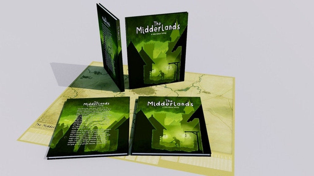 Midderlands Setting and Bestiary for Fifth Edition project video thumbnail