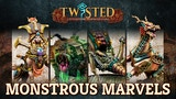 Twisted's Monstrous Marvels thumbnail