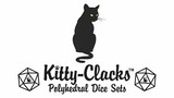 Kitty-Clacks Cat Themed Polyhedral Dice Sets thumbnail