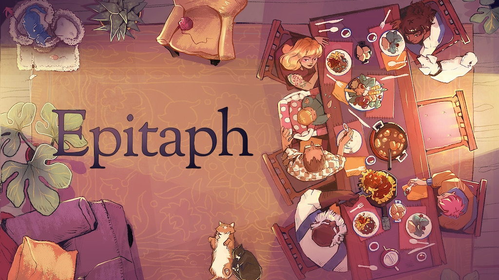 Epitaph project video thumbnail