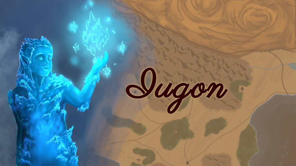 Project image for Iugon, The Grand Cross of Four