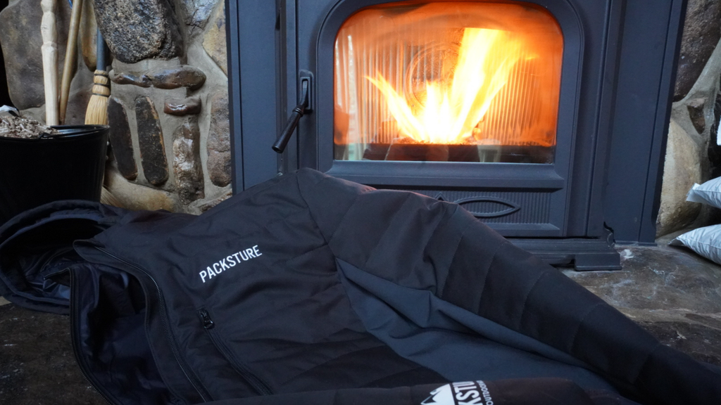 The Ultimate Travel Jacket: Balanced Weight and Performance project video thumbnail