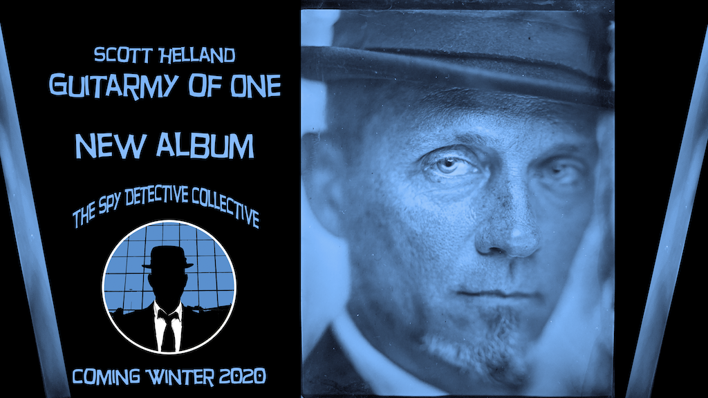 New Scott Helland Guitarmy of One Album! project video thumbnail