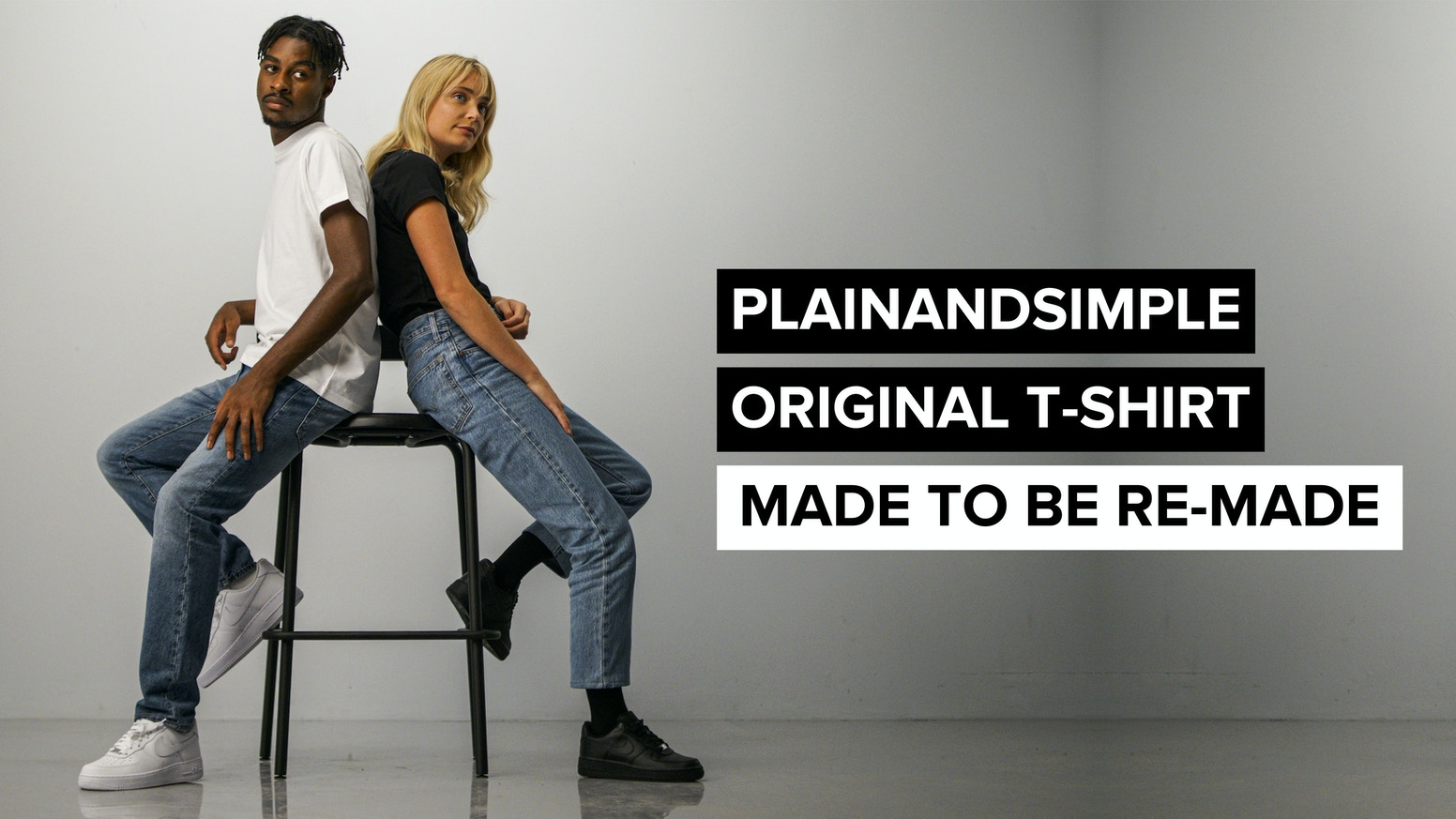 High-quality, designed to last, fully circular, 100% biodegradable and Made to be Re-Made. This is the future of fashion.