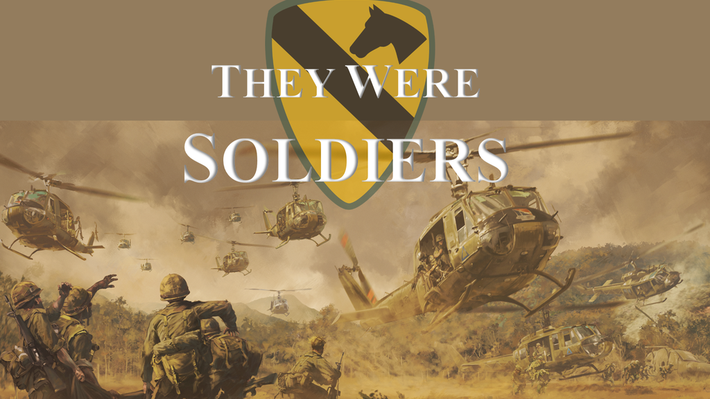 Project image for They Were Soldiers and Dak To - Hill 875