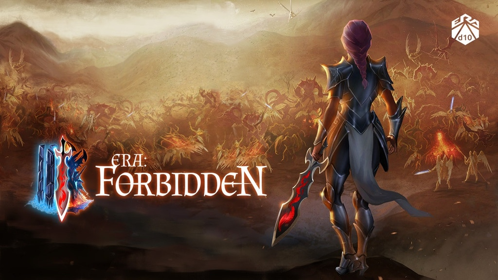 Era: Forbidden - an RPG of Hope in an Invaded World project video thumbnail