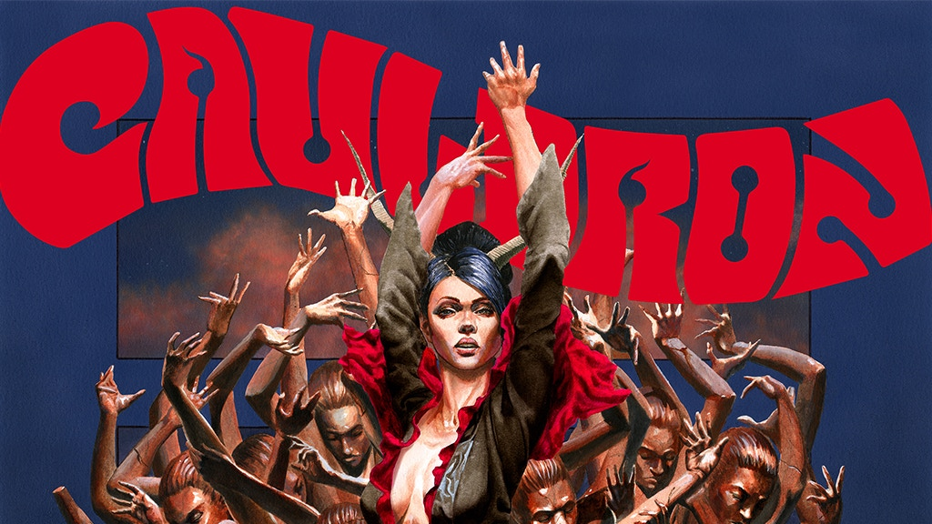 CAULDRON Magazine Fall 2020: A Supernatural Comics Anthology project video thumbnail