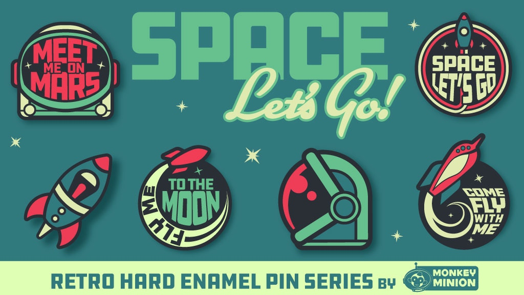 Project image for Space: Let's Go!
