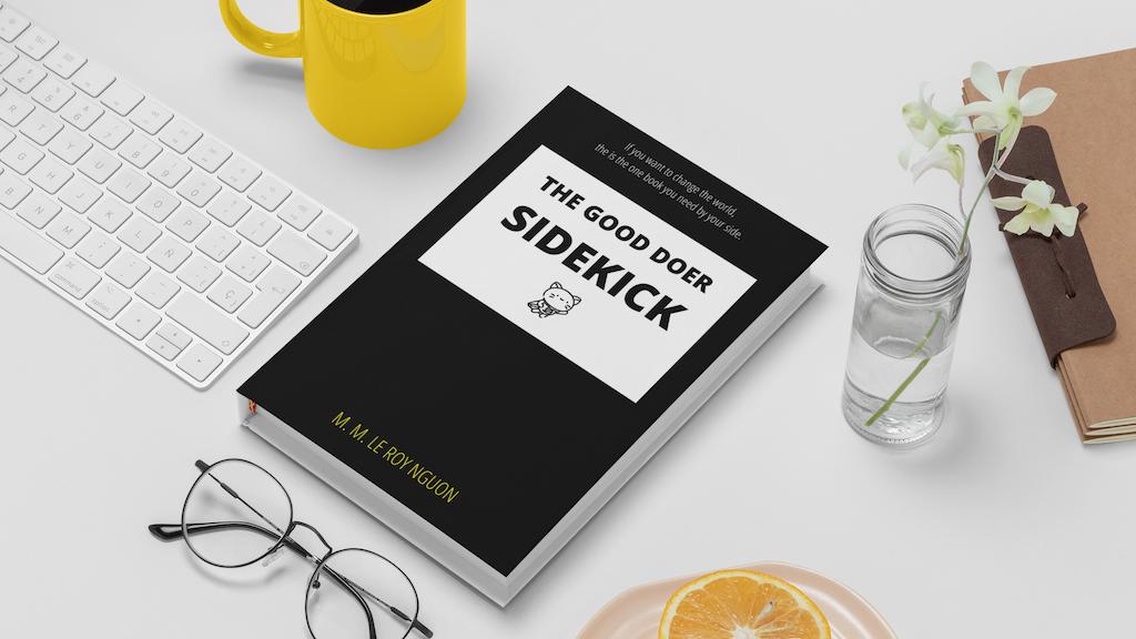 The Good Doer Sidekick, definitely a journal the world needs project video thumbnail