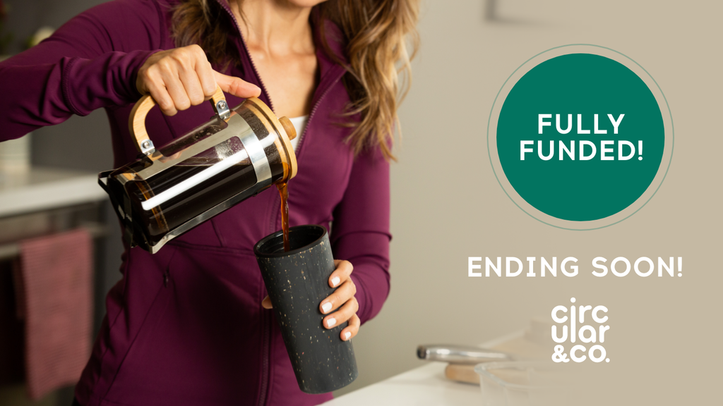 Circular Travel Mug: Your new go-to reusable coffee cup project video thumbnail