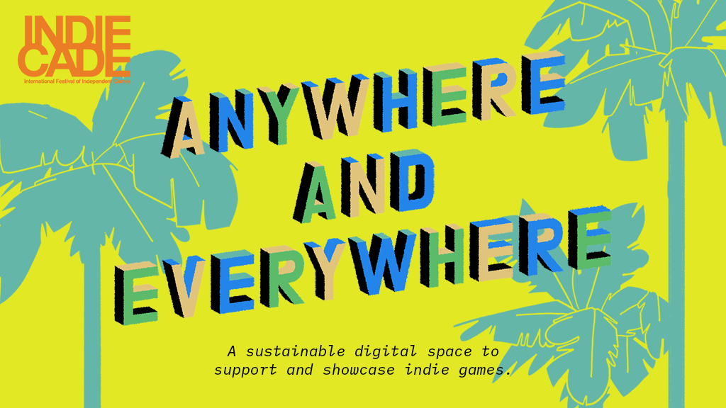 IndieCade: Anywhere and Everywhere project video thumbnail