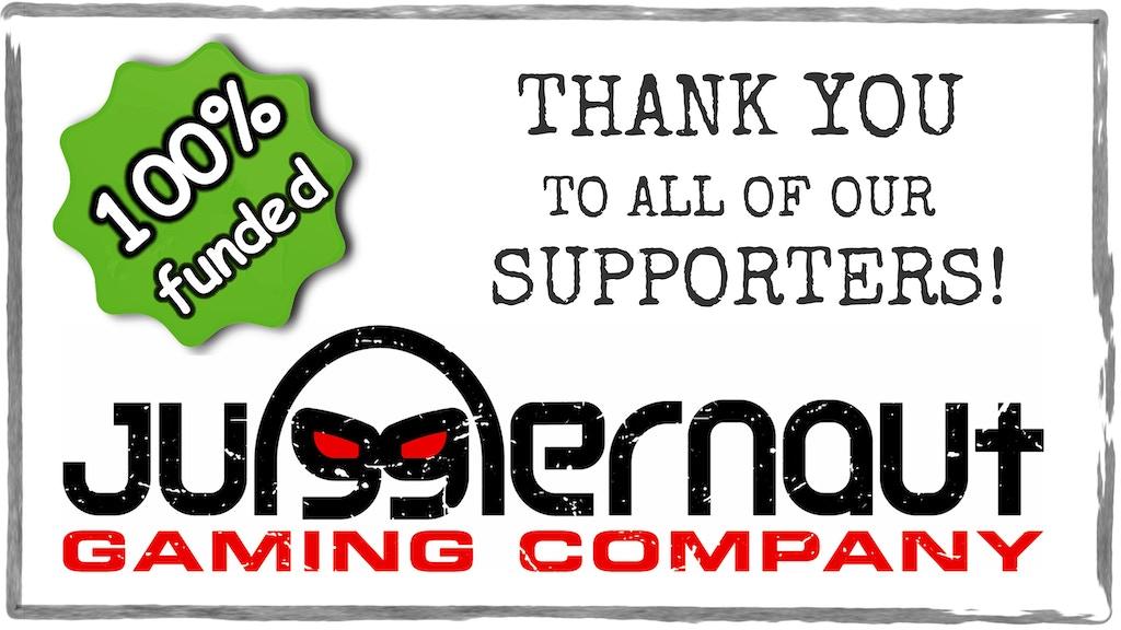 Juggernaut Gaming Gear & Apparel project video thumbnail