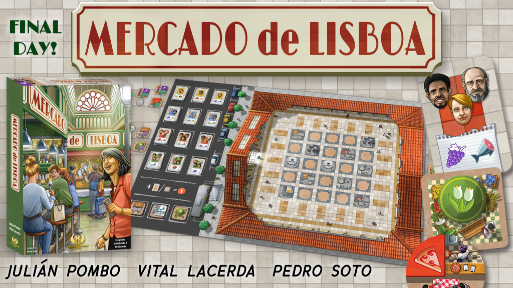 Mercado de Lisboa project video thumbnail